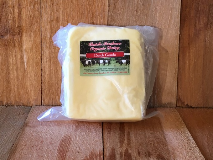 1 lb. Dutch Gouda Cheese