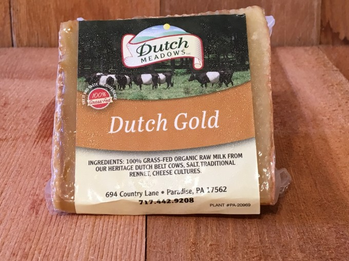 8 oz. Dutch Gold Cheese (1 Yr. Aged)