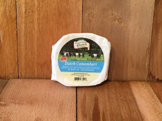 Dutch Camembert Cheese