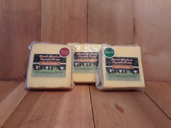 3 lb Cheddar Cheese Bundle