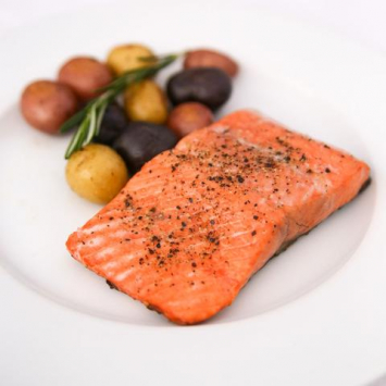 6-oz Sockeye Salmon Portion