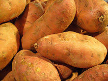 5lb - Sweet Potatoes