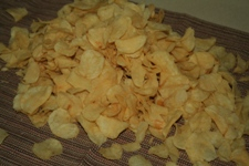 8 oz. Homemade Potato Chips