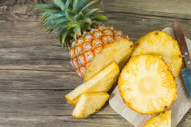 Organic Whole Pineapple