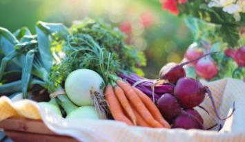 Seasonal Produce (for Sampler Package only)
