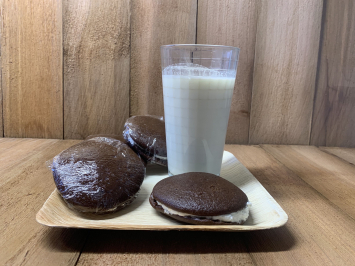 Spelt Chocolate Whoopie Pies (4pk)