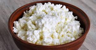 Raw Goat Cottage Cheese