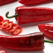Sweet Red and Green Peppers