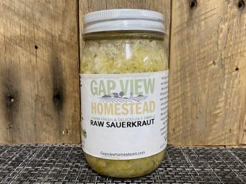 Pint Fermented Sauerkraut