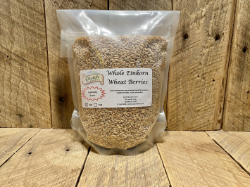 2 lb. Einkorn Wheat Berries
