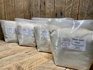 20 lb. Whole Spelt Flour