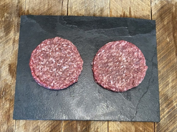 10 Pk 6-oz Beef Patties