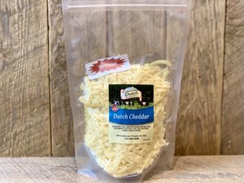 8 oz. Shredded Dutch Cheddar Cheese
