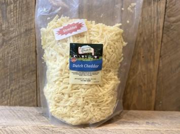 2.5 lb. Shredded Cheddar Cheese