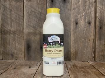 Pint Heavy Cream
