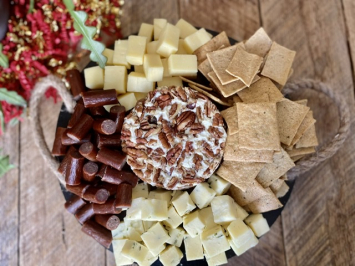 Meat & Cheese Gift Platter