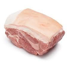 Pork Boston Butt (w/skin)