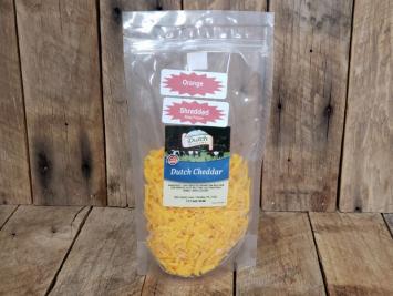 8 oz. Shredded Dutch Yellow Cheddar Cheese