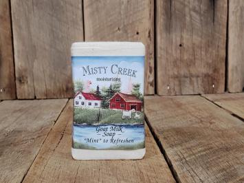 Refreshing Mint Bar Soap