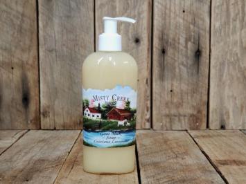 Lavender Liquid Soap 8-oz