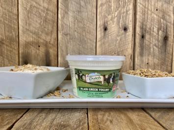 Pint Plain Greek Yogurt (A2A2)