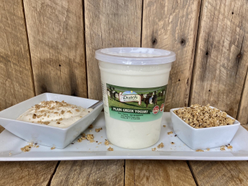 Quart Plain Greek Yogurt (A2A2)