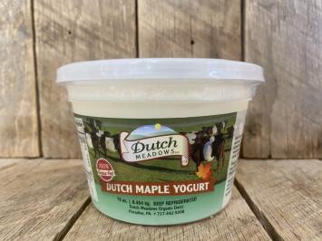 Pint Maple Yogurt (A2A2)
