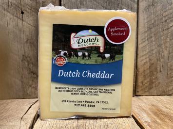 1 lb. Smoked Cheddar Cheese