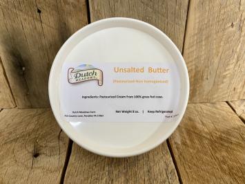 8 oz. Unsalted Butter