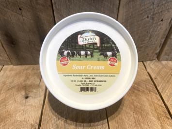 A2A2 Sour Cream