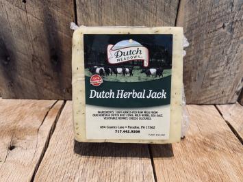 8 oz. Dutch Herbal Jack Cheese