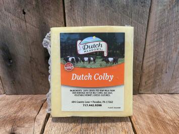 1lb Dutch Colby Cheese (A2A2)