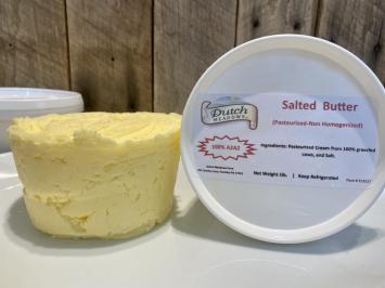 1 lb Salted Butter (A2A2)