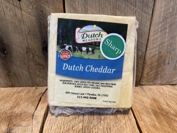 8 oz Sharp Cheddar Cheese