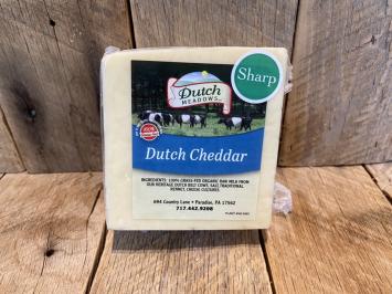 1 lb. Sharp Cheddar Cheese