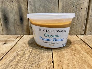 Organic Peanut Butter - 16oz