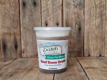 Beef Bone Broth Qt