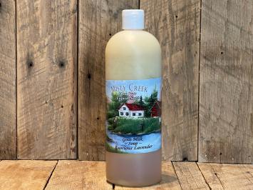 Refill Luscious Lavender Liquid Soap