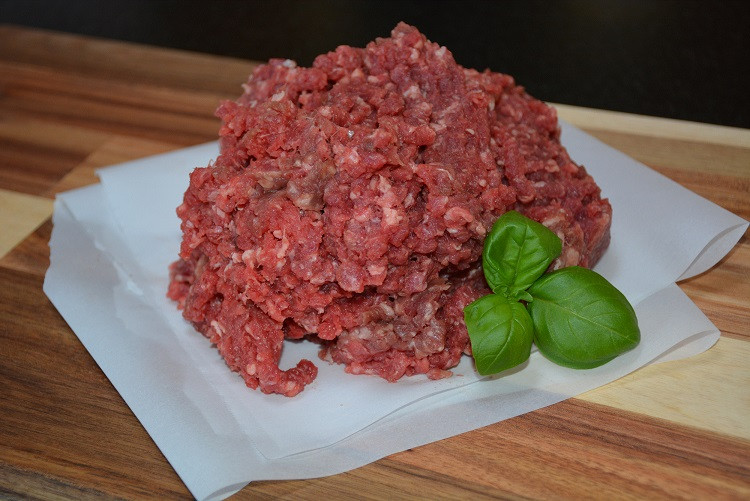 Ground Beef 2 Pounds
