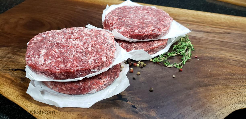 6 oz Bacon Flavoured Hamburger Patties - Edmonton