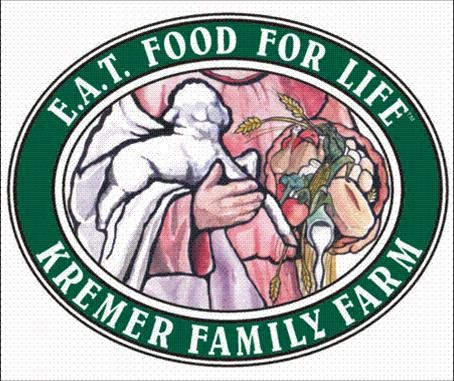 E.A.T. Food for Life Farm Logo