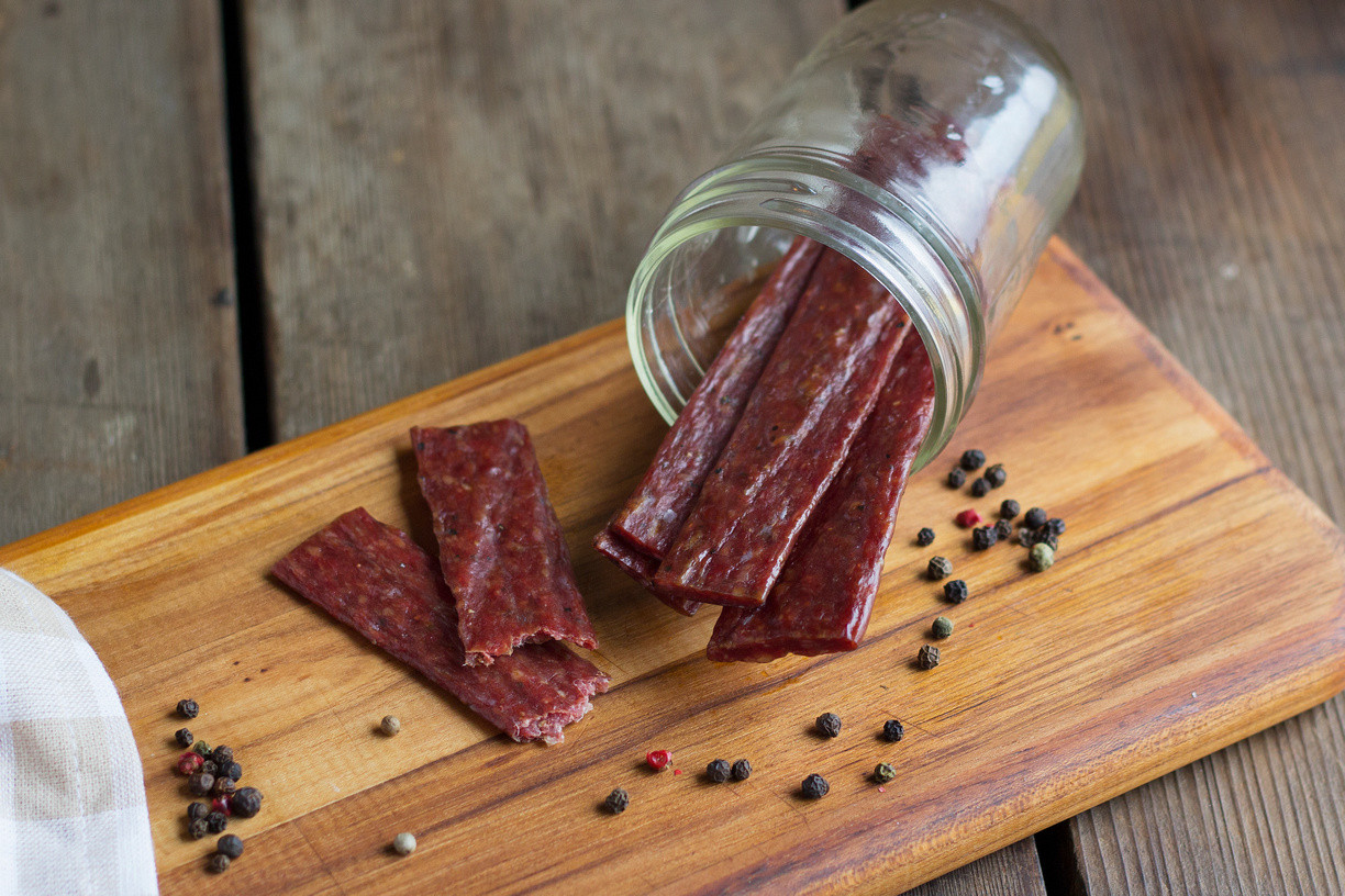 Seasoned Beef Slabs (Jerky)