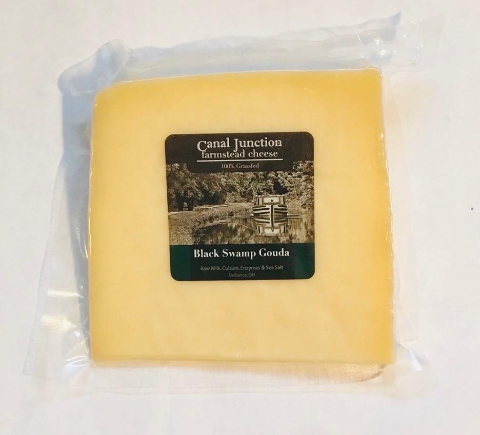 Black Swamp Gouda Cheese