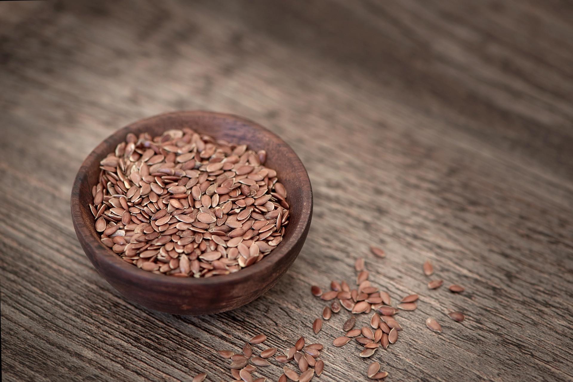 Crushed Flax Seed
