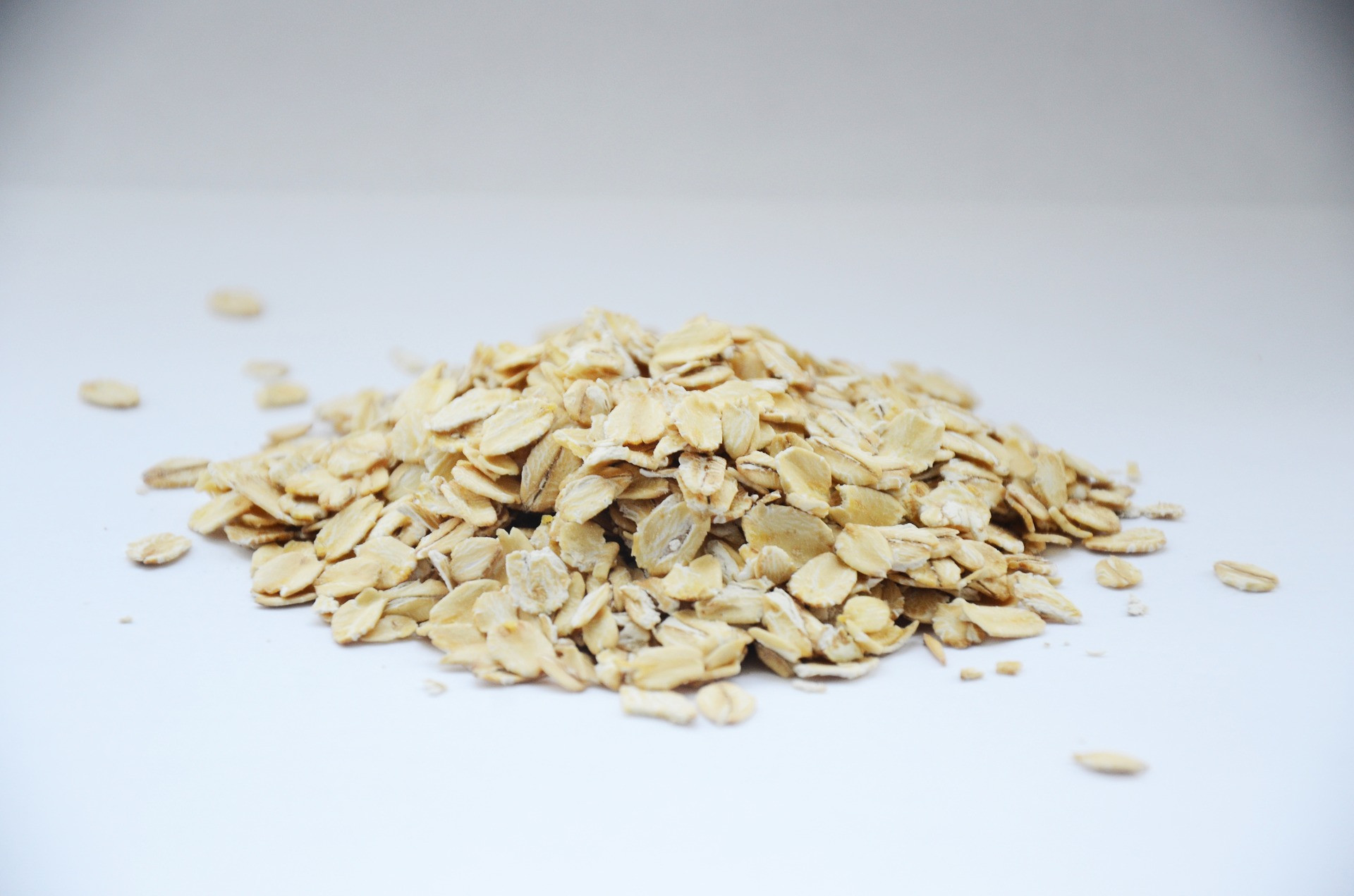 Organic Crushed Rolled Oats