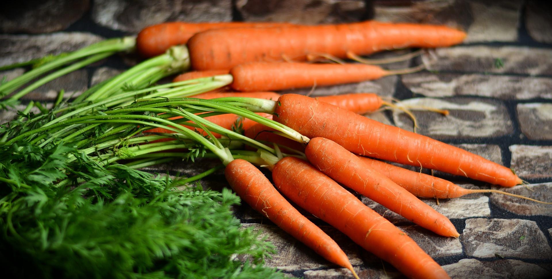 Organic Carrots - 1 lb.