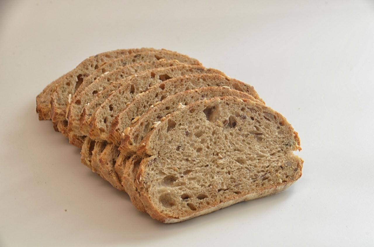True Sourdough Spelt Bread