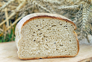 Crushed Wheat Bread (High-rise)