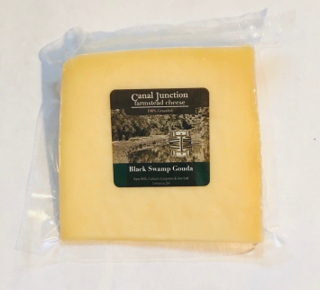 Black Swamp Gouda Cheese