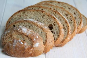 Farmer, Miller, Baker - Spelt Sourdough Bread